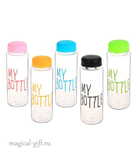 спортивная бутылка my bottle